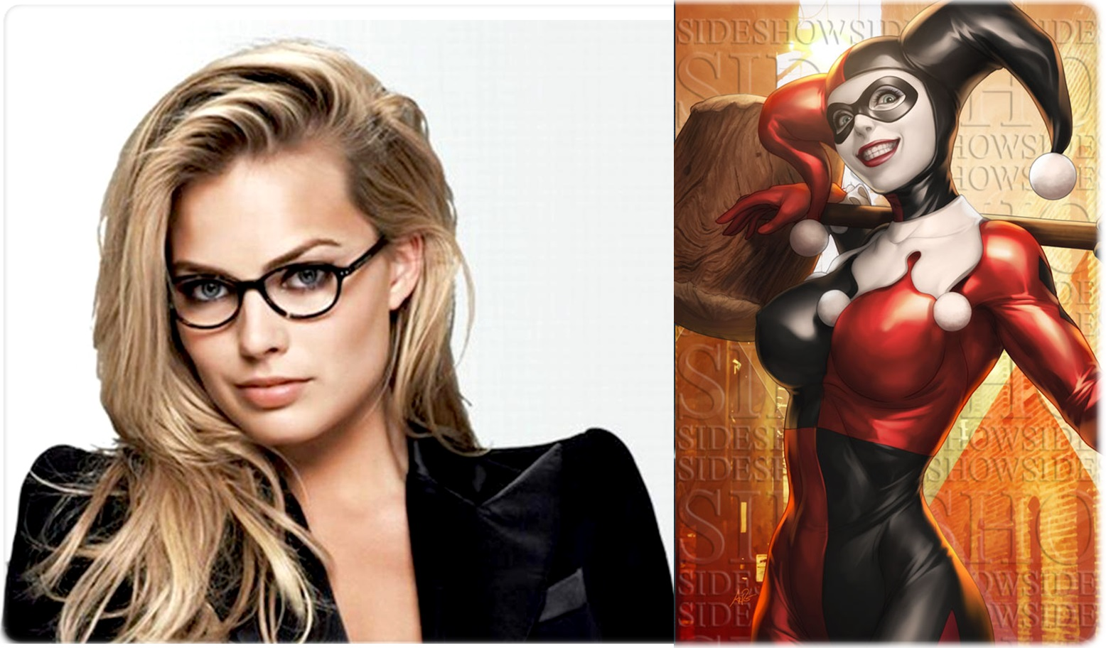 pictures Margot Robbie, Cara Delevingne, and Jared Leto Get Crazy in the Official Suicide Squad'Trailer