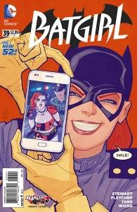 Batgirl_Vol_4_39_Harley_Quinn_Variant